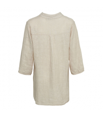 Tiffany 17661 Shirt Linen, Light Beige