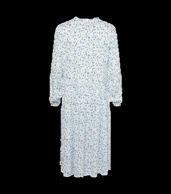 Noella Lipe Dress Viscose, Sky Blue Flower