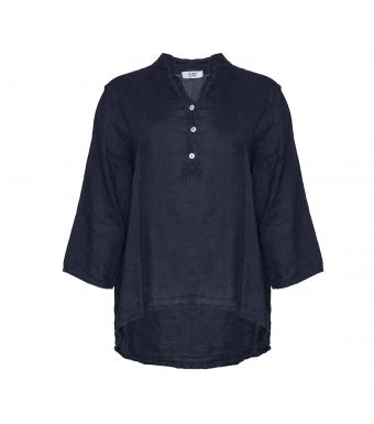 Tiffany 17661 Shirt Linen, Navy