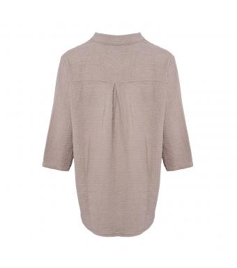 Tiffany 17661 Shirt Double Cotton, Nougat