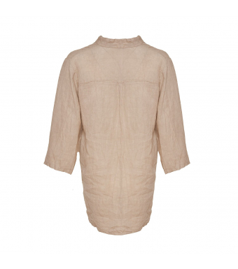 Tiffany 17661 Shirt Linen, Beige