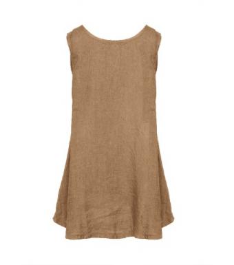 Tiffany 181012 Shirt Linen, Camel