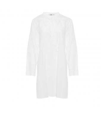 Tiffany Skjorte 04020 Hvid Forfra