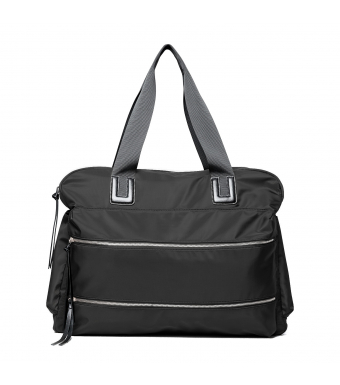 Noella Denver Weekend Bag, Black