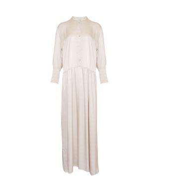Tiffany 191365 Dress Long Beige