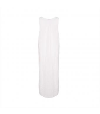 Tiffany 181037 Long Tank Dress, White