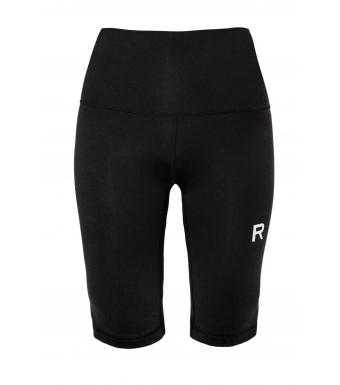 Ragdoll Workout Biker Short, Black