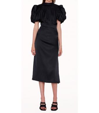 Rotate Dawn Dress Rt448, Black
