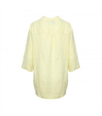 Tiffany 17661 Shirt Linen, Light Yellow