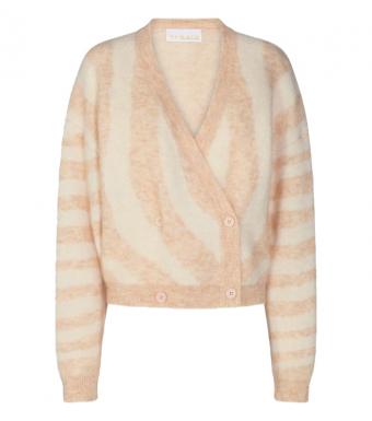 Remain Cami Knit Sweater, Pastel Parchment Comb