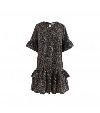 Rikka dress black