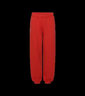 Mimi Sweat Pants, Flame Scarlet