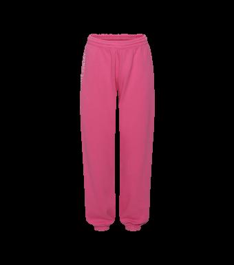 Mimi Sweat Pants, Carmine Rose