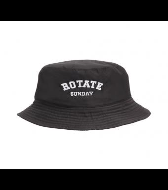 Rotate Sunday Bianca Bucket Hat, Black