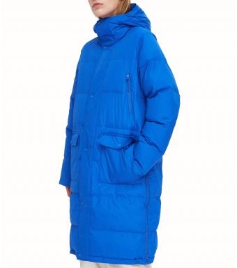 SHU Buttoned Jacket, Vivid Blue