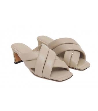 Cade Sandals Beige