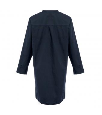 Tiffany Ella Shirt Cotton, Blue Navy