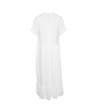 Tiffany 191613 Epsi Long Dress Linen, White
