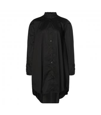 Tiffany Naneth Shirt Dress, Black
