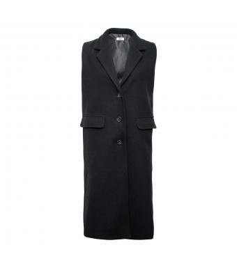 Tiffany Ninn Waistcoat, Black
