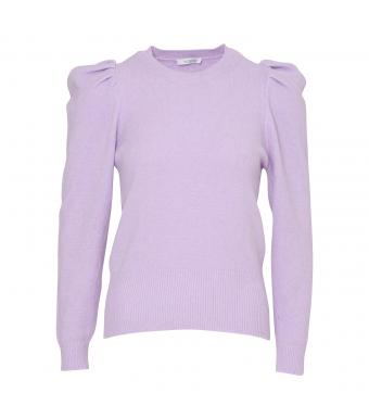 Denise knit lavender