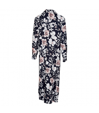 Tiffany Skjortekjole 181168 Big Floral