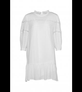 Noella Shelli Dress, White