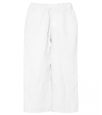 Tiffany 18870 Mini Pants Linen, White