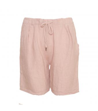 Tiffany 181017 Shorts Linen, Rose