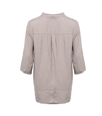 Tiffany 17661 Shirt Linen, Nougat