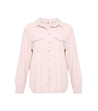 Tiffany 181043 Shirt Double Cotton, Rose