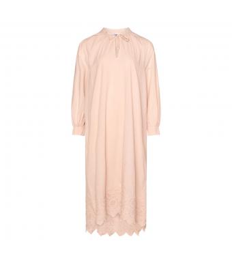 Tiffany Sibil Dress Soft Cotton, Rose