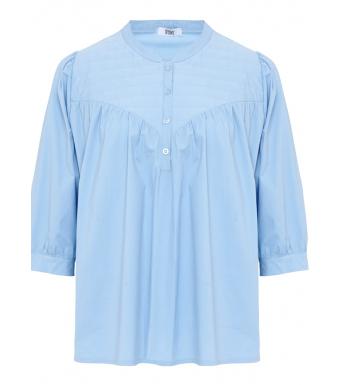 Tiffany Ebbi Top Quilt, Cerulium