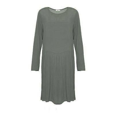 Image of   Tiffany 16539 Dress, Dark Army