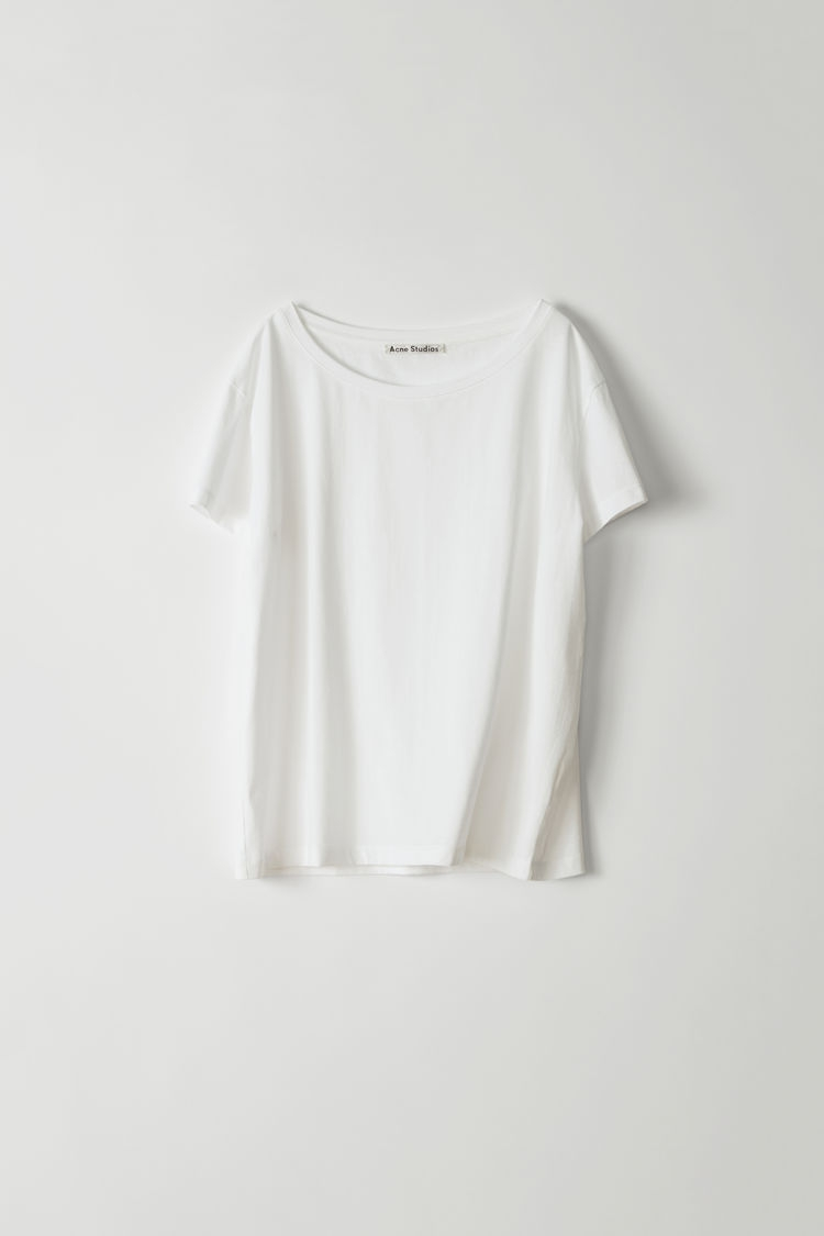Image of   Acne Studios Eldora T-shirt, off white