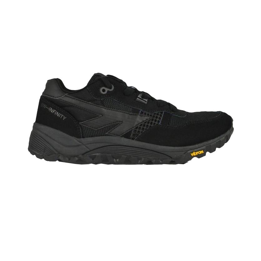 Image of   HI-TEC Hi-Tec Sneakers Bw Infinity Black/cream