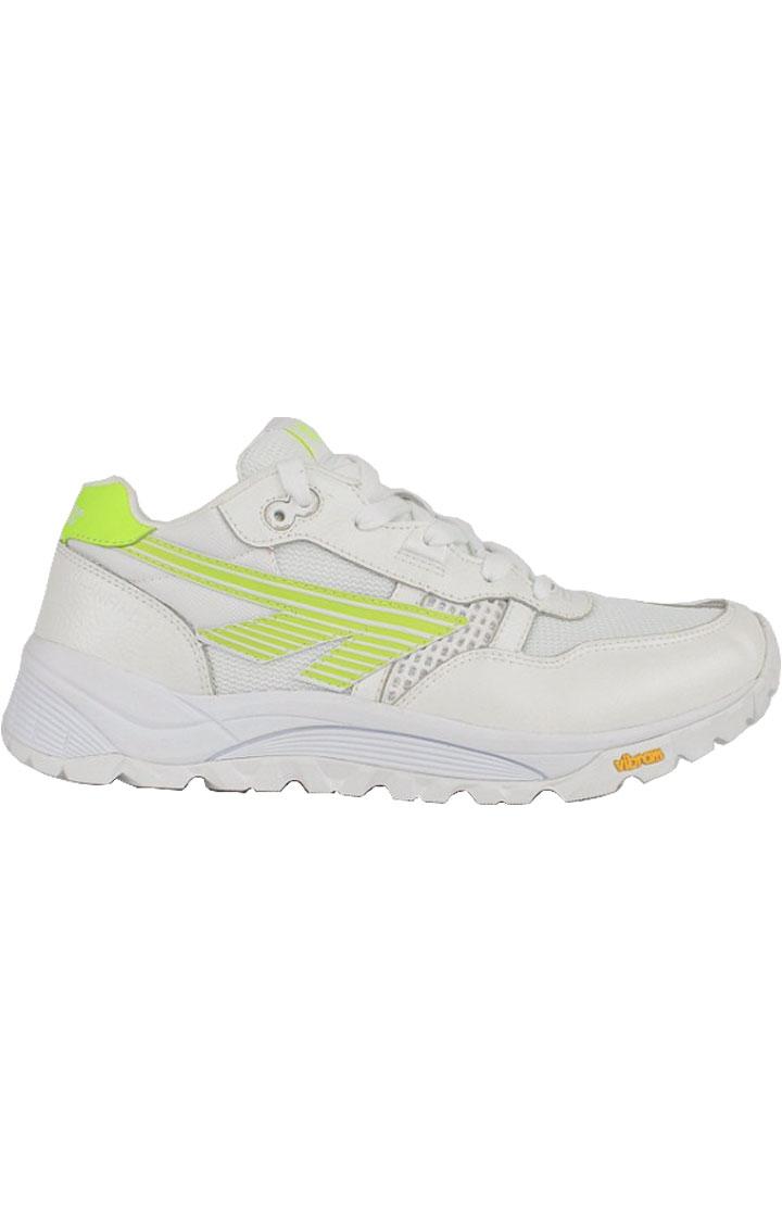 Image of   HI-TEC Hts Bw Infinity Sneakers, White/neon Yellow