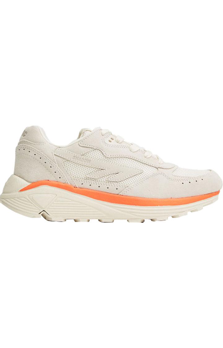 Image of   HI-TEC Hts Shadow Rgs Sneakers, Offwhite/orange
