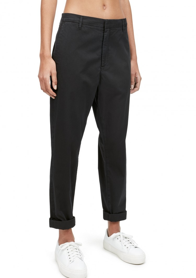 HOPE HOPE News Trouser, Black