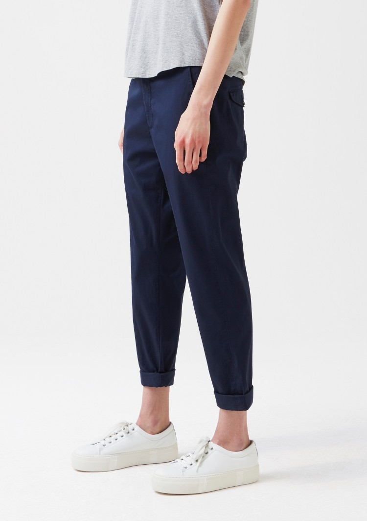 HOPE HOPE News Trouser, DK Blue