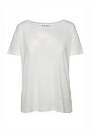 Image of   Acne Studios Eldora T-shirt, off white