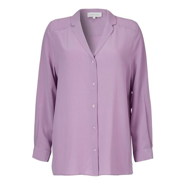 Image of   Kokoon Kokoon Jamie Shirt, Purple