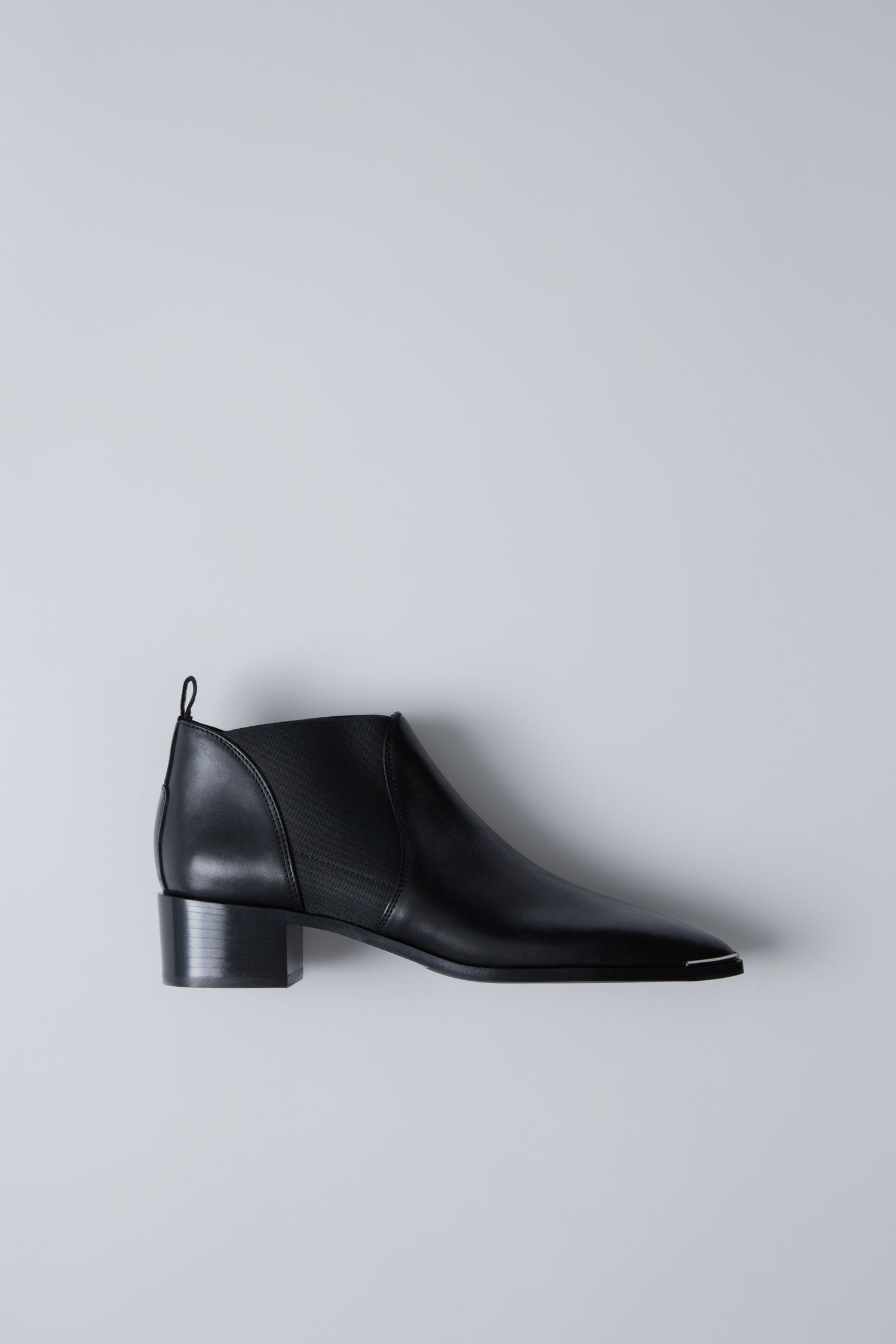 Image of   Acne Studios Jenny Boots, Black