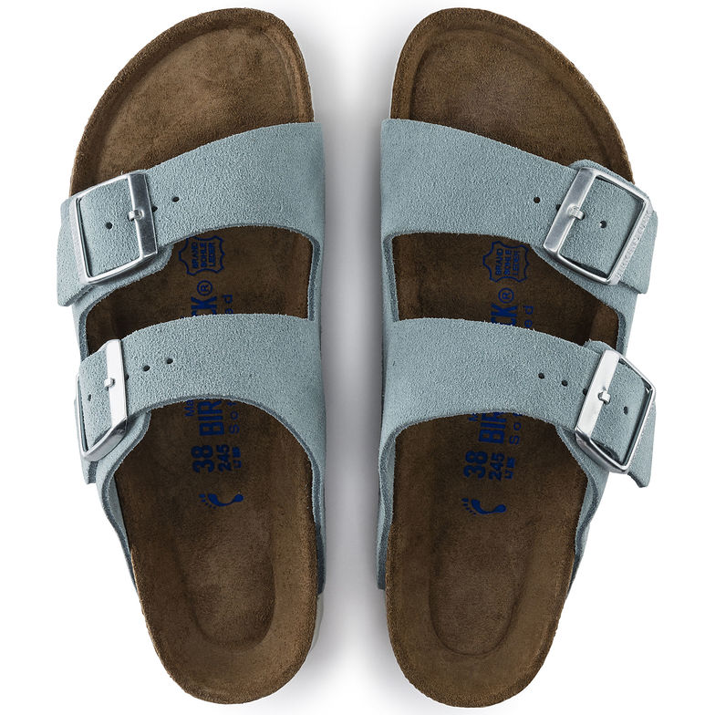 Image of   Birkenstock Birkenstock, SFB S LEVE LIGHT BLUE