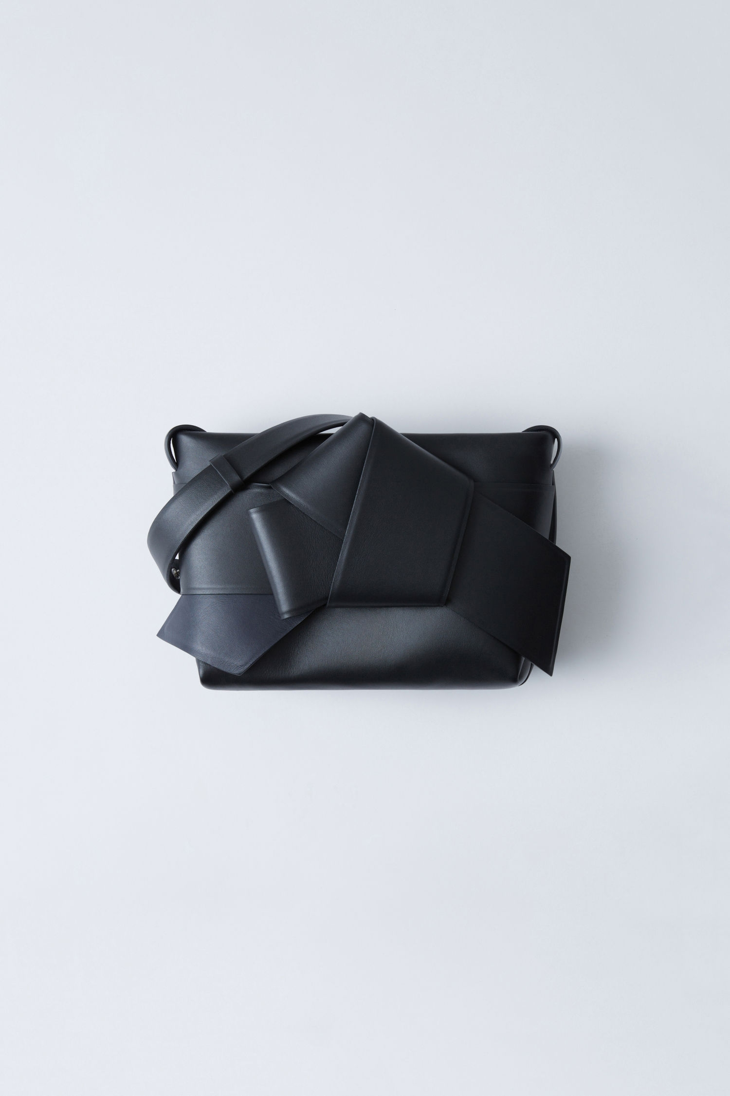 Image of   Acne Studios Musubi Handbag, black
