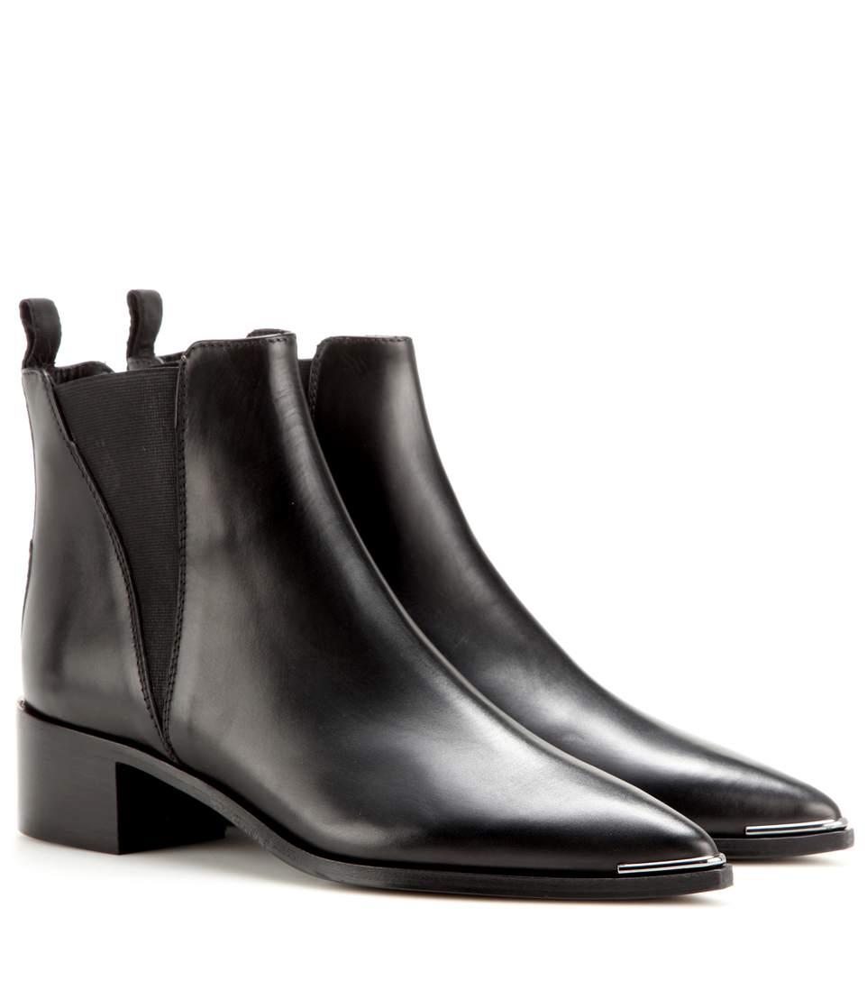 Image of   Acne Studios Jensen Boot, black