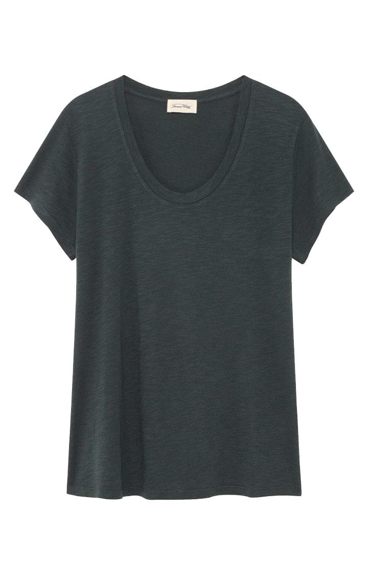 Image of American Vintage Jac48 Tee-shirt Mc Col U, Pin