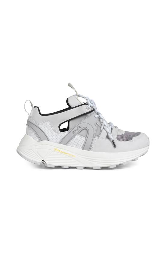 Image of   Ganni Ganni Sneakers S0913 Tech Fabric Bright White