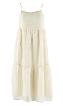 Image of A VIEW Av1030 Agnethe Dress, Sand