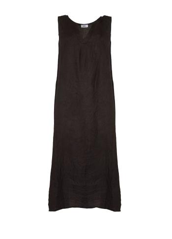 Image of   Tiffany 181037 Long Tank Dress, Black